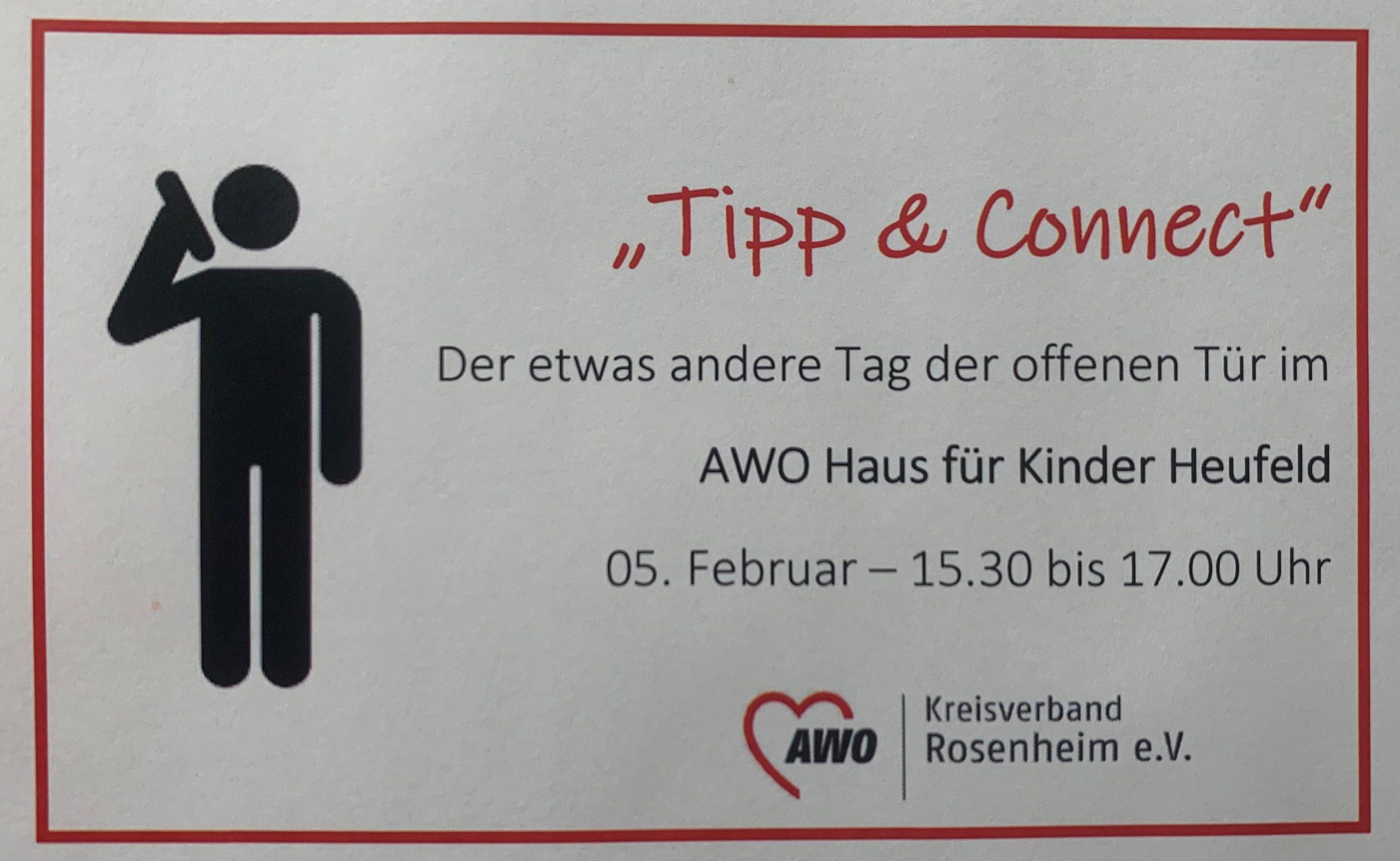 """""""Tipp&Connect"""" der etwas andere Tag der offenen Tür im AWO Haus für Kinder Heufeld"""